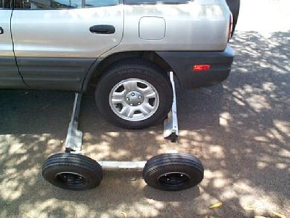 Used Car Wheel Dolly For Sale